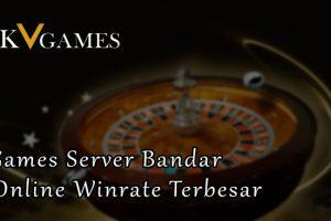 PKV Games Server Bandar Judi Online Winrate Terbesar